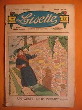 LISETTE N° 15 du 09/04/1933 -3ème année -éditions de Montsouris
