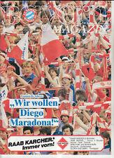 BL 86/87 FC Bayern München - VfB Stuttgart