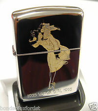 Varga Girl UK Limited Edition 1995 Zippo Lighter