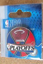 2014 NBA Playoffs pin Miami Heat