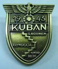 PIN  WEHRMACHT Kuban Schild 1943