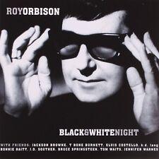 ROY ORBISON BLACK & WHITE NIGHT 2 Extra Tracks CD NEW