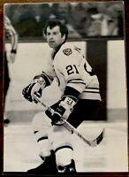 1991-92 Boston Bruins Sports Action Legends Don Marcotte - Mint (Rare)