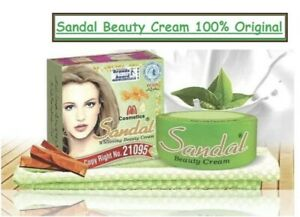 Sandal Beauty Cream. 100% Original from Pakistan