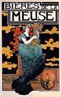 French France Bieres De la Meuse Vintage Advertisement Art Poster Print