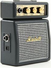 Marshall MS-2C MICRO Miniature Vintage-Style Practice Guitar Amplifier