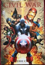 Civil War - Guerre Civile - Edition Marvel Deluxe - Vol 1