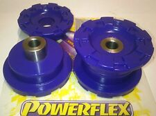 2 Pu Buchsen hinten Differential HA VW Golf V VI Audi A3 TT Powerflex PFR85-525