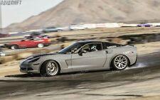 """Fender Flares for Chevrolet Corvette Z06 C6 ZR1 body kit wheel arch 2.0"""" 4pcs"""