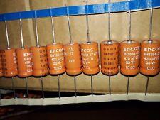 350PCS NEW EPCOS SIKOREL B41684 470uf 35v 125C AX EXTREME HI-END AUDIO CAPS!