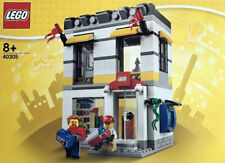 LEGO 40305 Mini LEGO Brand Store, Microbuild, Promotional, Exclusive, Fast ship