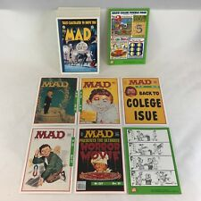 MAD MAGAZINE SERIES 2 (Lime Rock/1992) Complete Trading Card Set ALFRED E NEWMAN