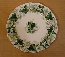 "Royal Albert Ivy Lea 6.25"" Bread and Butter Plates Made in England"