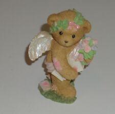 RARE! CHERISHED TEDDIES 2005 FIGURINE, CUPID, ANGEL, LOVE, 4004809 No box