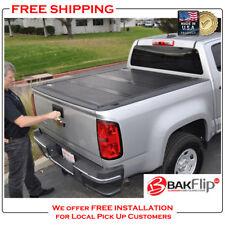 BAKFlip G2 Tonneau Cover 15-18 Chevy Colorado / GMC Canyon 5' Bed Cover 226126