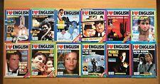 I LOVE ENGLISH - La Revista Para Aprender Inglés - Año II Completo 1989-1990