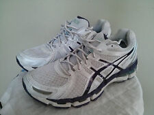 Asics Gel Kayano 19, DuoMax, running shoes, women's size 10 US