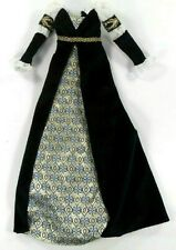 Barbie Gown Only For Dolls of The World Collectibles Renaissance Princess 2004