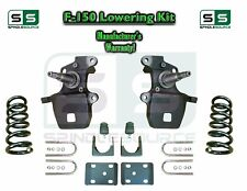 "1997 - 2003 Ford F-150 F150 V8 2WD 4"" / 6"" Drop Lowering Kit Coils Axle Flip 4/6"