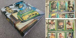 1993 Maxx Race Cards Complete Regular + Premier Plus Sets + Album - Earnhardt Jr