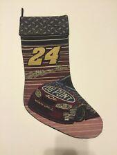 """Jeff Gordon No. 24 Christmas Stocking - New NASCAR ~ Free Shipping ~ 19"""""""