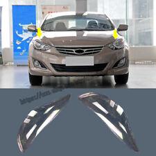 For Hyundai Elantra Avante 2012-2016 Headlight Headlamp Lens Cover Right&Left 2X