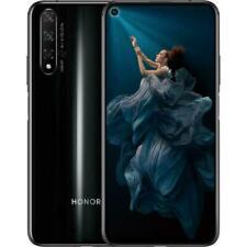 Nagelneues HONOR 20, Smartphone, 6GB RAM, 128 GB, Midnight Black, Dual SIM