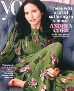 You Magazine: Andrea Corr, The Corrs, Misha Nonoo 13.10.19
