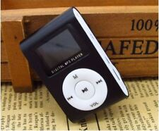 Lettore MP3 Musicale Con schermo Digitale LCD Mini Clip Supporto 32GB audio