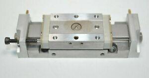 SMC MXP10-20 Compact Precision Air Slide Table / Cylinder