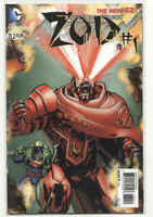 ACTION COMICS #23.2 ZOD 3D LENTICULAR COVER THE NEW 52   (C644)
