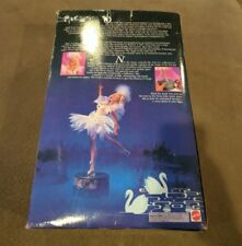 Swan Lake Barbie Doll First In Series Musical Ballerina Dolls New in Box!