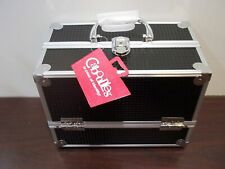 Caboodles Stylist Train Case (Black)