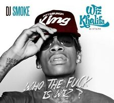 WIZ KHALIFA - MIXTAPE-WHO THE FUCK IS WIZ?  CD Neuf