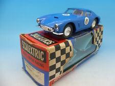 C69 Scalextric Ferrari 250 GT BERLINETTA en Azul en Caja