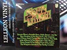 Soul Train Double Compilation LP Album Vinyl Record 6612053 Soul 60's 70's