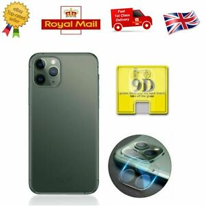 9H Tempered Camera Lens Protector Glass HD Cover For iPhone 11 Pro MAX UK