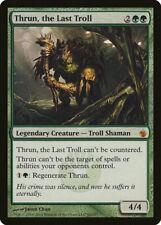 Thrun, the Last Troll Mirrodin Besieged NM Green Mythic Rare MTG CARD ABUGames