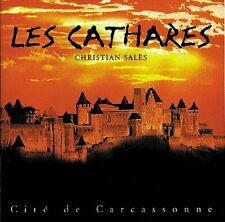 Les Cathares by Christian Sales (CD) Like New Ships 1st Class