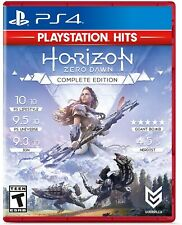 Horizon: Zero Dawn (Sony PlayStation 4, 2017, Complete Edition) Spanish Cover