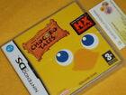 FINAL FANTASY FABLES CHOCOBO TALES Nintendo DS NUOVO SIGILLATO 3DS TOP!!!