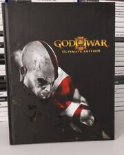 GOD OF WAR 3 ULTIMATE ED. PS3 PS4 GUIDA STRATEGICA NUOVO ITALIANO NON SIGILLATO
