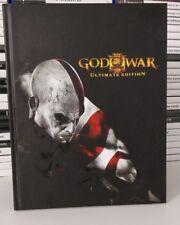 GOD OF WAR 3 ULTIMATE ED. PS3 PS4 GUIDA STRATEGICA NUOVO ITALIANO NON SIGILLATO