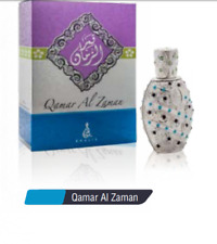 QAMAR AL ZAMAN by Khalis Perfumes, Attar, Itr, Perfume, Fragrance Oil 20 ML
