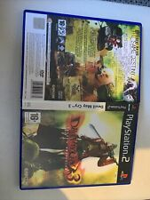 Devil May Cry 3 Special Edition - Sony PlayStation 2 PAL - Monster Hunter Demo