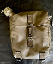2 Pieces Military Supplies - Belt pouch And Water Bottle
