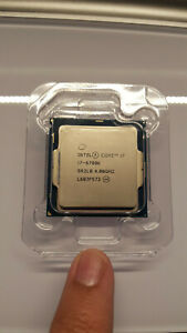 Intel Core i7-6700K 4.0 GHz Quad-Core Processor (Never Overclocked)