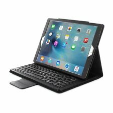 "Desmontable Wireless Bluetooth Teclado Funda Cuero Pu Para Ipad Pro 12,9 ""negro"