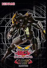 (70) YU-GI-OH Card Deck Protectors Masked HERO Dark Law Card Sleeves 70Ct