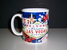 Welcome to Fabulous Las Vegas Famous Sign Deco ABC Stores Coffee Mug
